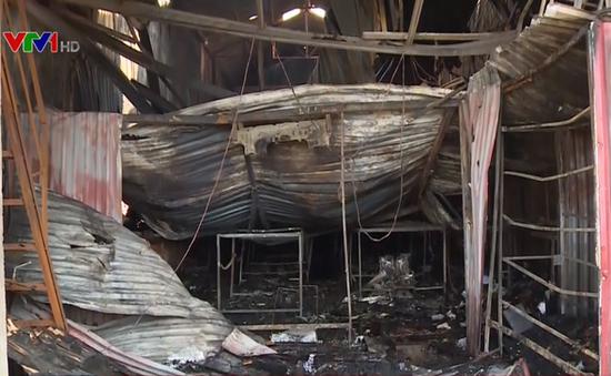 Vụ cháy 8 người tại Hoài Đức, Hà Nội: Tạm giữ thợ hàn và chủ xưởng bánh