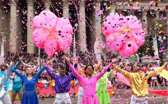 Lễ diễu hành đón hoa anh đào tại Washington D.C, Mỹ