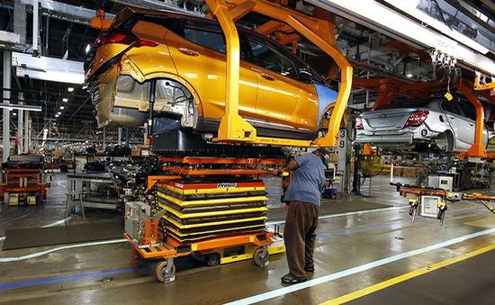 General Motors đẩy mạnh đầu tư tại Mỹ