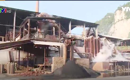 Lạng Sơn: Nhà máy sản xuất chì khẩn trương khắc phục các vi phạm môi trường