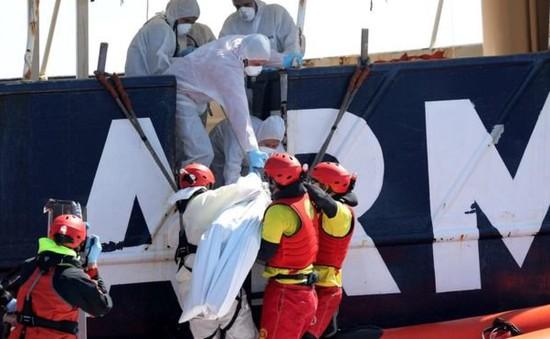 Chìm tàu tại Libya, hơn 200 người có thể đã chết