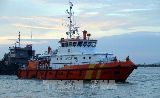 Vụ tàu cá chìm gần mũi Vũng Tàu: Tìm được 2 thi thể cuối cùng