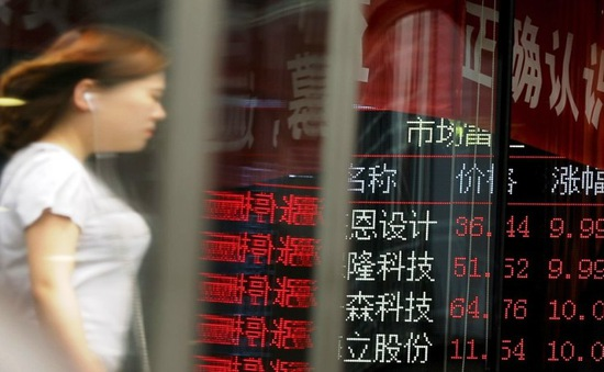 TTCK Trung Quốc hưởng lợi sau khi được MSCI nâng hạng