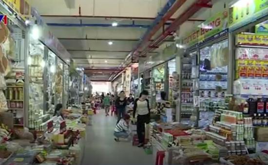 Khánh Hòa: Chưa di dời toàn bộ tiểu thương vào chợ Đầm mới