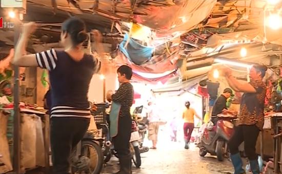 Khu chợ yêu thể dục độc đáo tại Hà Nội