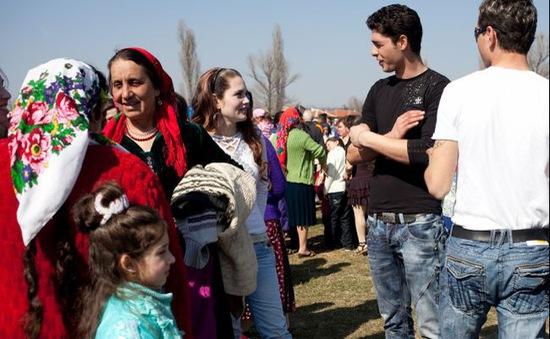 Chợ... cô dâu tại Bulgaria