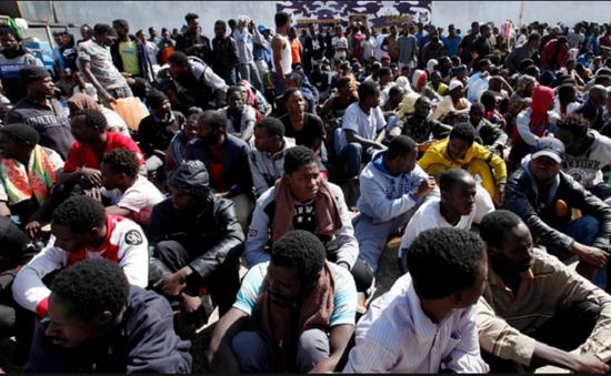 Libya điều tra về chợ nô lệ buôn bán người di cư