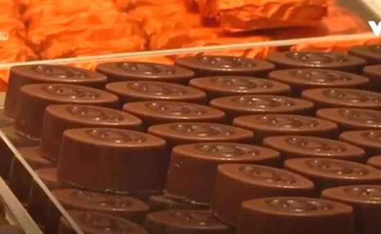 Thương hiệu chocolate cao cấp của Syria mở chi nhánh tại Hungary