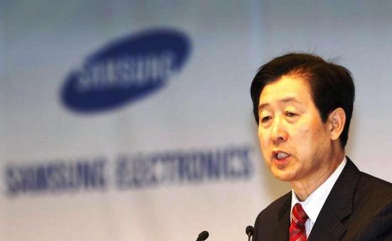 Hai lãnh đạo cao cấp của Samsung từ chức giữa bê bối tham nhũng