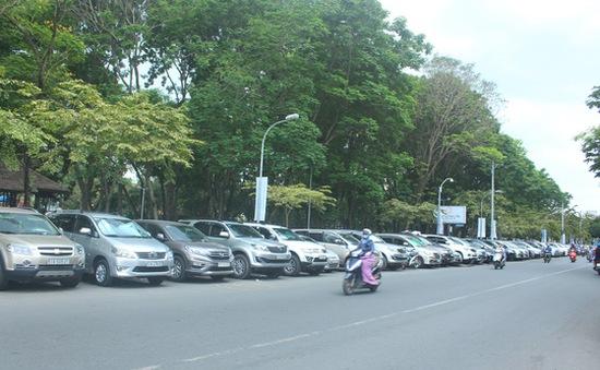 Muốn đăng ký ô tô mới phải có chỗ trông giữ xe