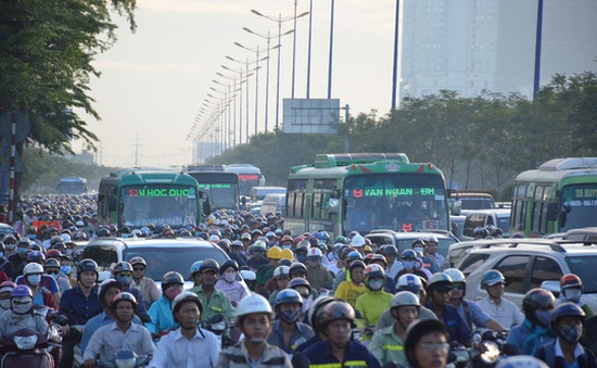 TP.HCM tiếp tục xóa các điểm ùn tắc giao thông