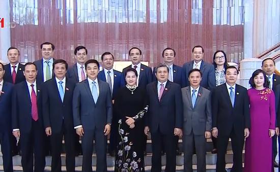 Chủ tịch Quốc hội kết thúc chuyến thăm chính thức Singapore, Australia