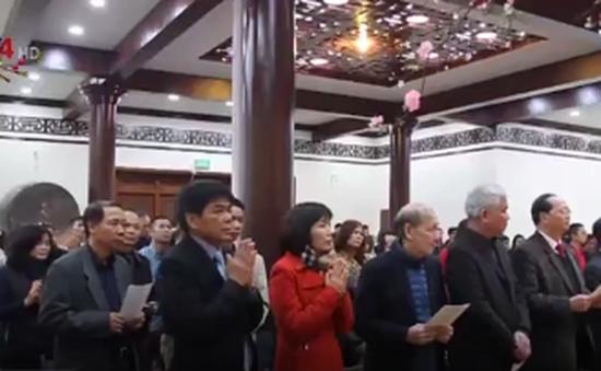 Người Việt tại Ba Lan đón Tết cổ truyền tại chùa