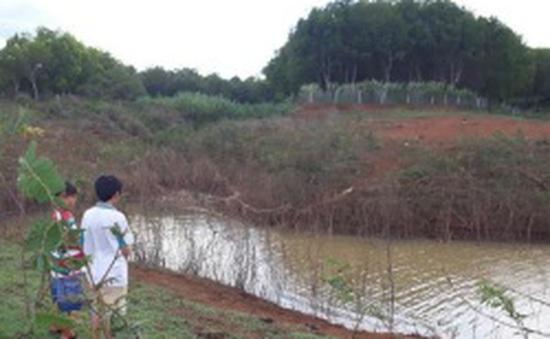 Đi bắt con nòng nọc, 3 học sinh Bình Phước bị đuối nước
