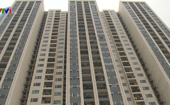Nguồn cung căn hộ giảm trong năm 2017