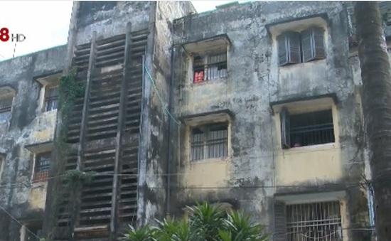 Bình Định đưa phương án xử lý chung cư xuống cấp