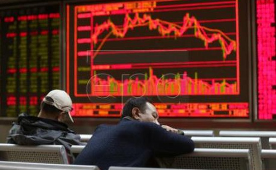 Chứng khoán châu Á tiếp tục sụt giảm do lo ngại căng thẳng địa chính trị