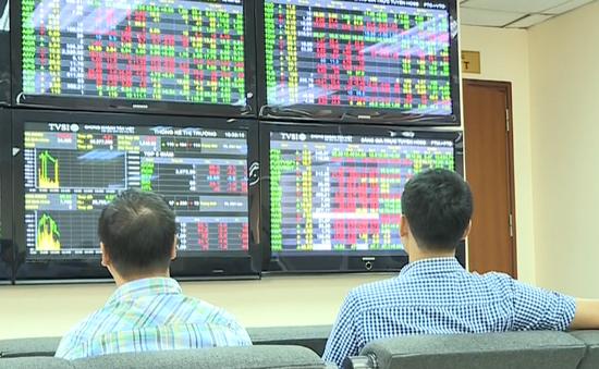 Thị trường chứng khoán giữ vững sắc xanh