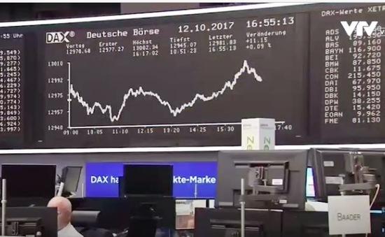 Chứng khoán Đức lập đỉnh kỷ lục 30 năm