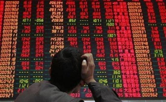 Thị trường chứng khoán châu Á chìm trong sắc đỏ