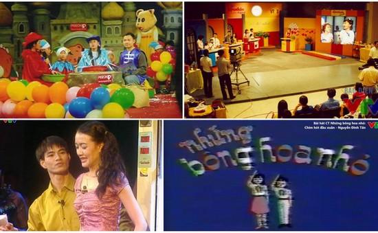 """Trải qua bao nhiêu năm, khán giả vẫn sẽ nhớ như in những chương trình """"made in VTV"""" này!"""