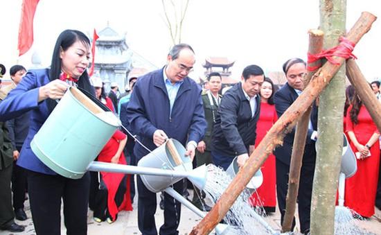 Cần tiếp tục đưa trồng rừng thành nếp sống của người Việt Nam