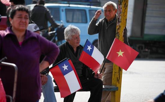ĐSQ Việt Nam tại Chile tổ chức nhiều hoạt động kỷ niệm ngày 2/9