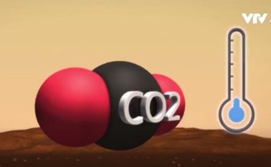 Sản xuất khí oxy trên sao Hỏa