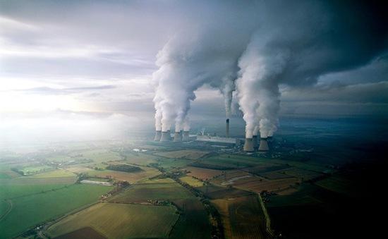 Nồng độ khí CO2 toàn cầu cao kỷ lục