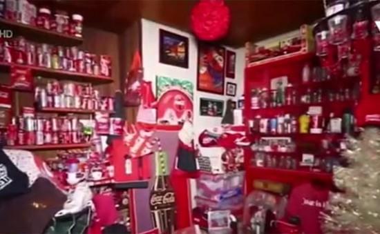Chiêm ngưỡng bộ sưu tập hơn 10.000 sản phẩm Coca Cola