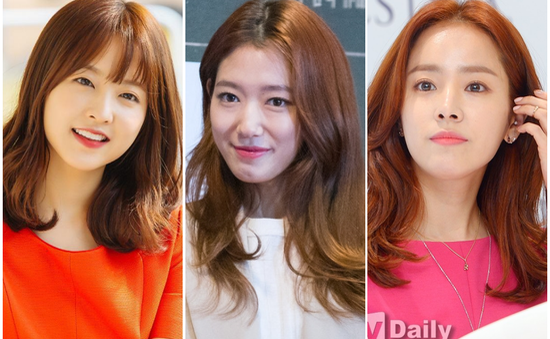 Không chỉ xinh đẹp, 3 sao Hàn này còn cực chăm làm từ thiện