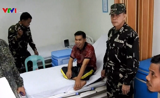Hai con tin Indonesia trốn thoát khỏi Abu Sayyaf