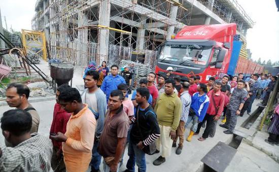 Malaysia bắt giữ công nhân xây dựng Việt Nam