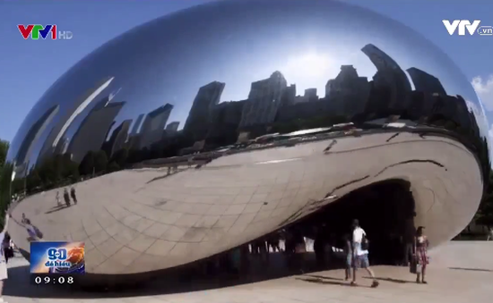 Chiêm ngưỡng các công trình nghệ thuật công cộng nổi tiếng trên thế giới