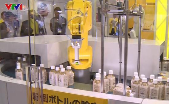 Khai mạc triển lãm công nghệ và máy móc chế biến thực phẩm quốc tế 2017