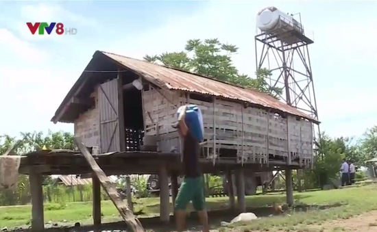 Hàng loạt công trình cấp nước sinh hoạt ở Gia Lai bị bỏ hoang