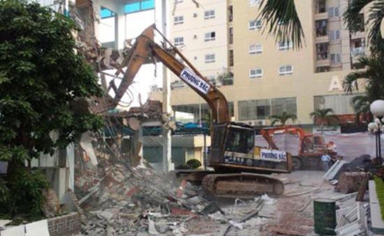 Hà Nội xử lý dứt điểm hơn 200 vụ vi phạm trật tự xây dựng nổi cộm