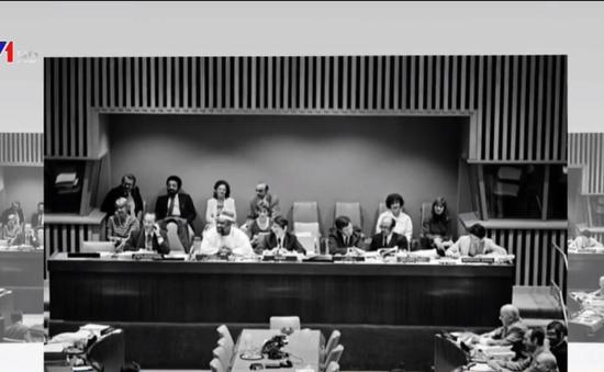 35 năm Công ước LHQ về Luật Biển 1982