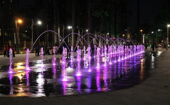 TP.HCM: Cải tạo công viên Văn Lang thành quảng trường nhạc nước hiện đại