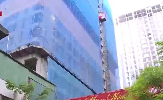 Hà Nội xử lý mạnh tay các sai phạm xây dựng