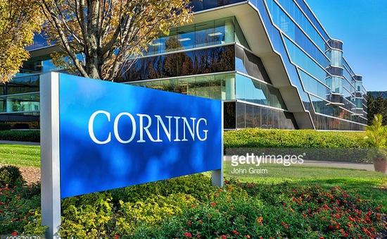 Apple đầu tư 200 triệu USD vào hãng sản xuất kính Corning