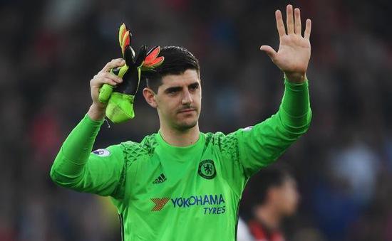 Chuyển nhượng bóng đá quốc tế ngày 08/12/2017: Thủ môn Courtois công khai muốn rời Chelsea