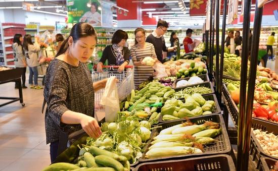 Chỉ số giá tiêu dùng cả nước tháng 10 tăng 0,41%
