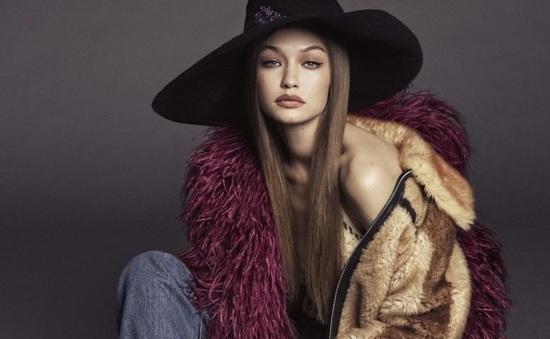 Gigi Hadid đẹp hút hồn trên Vogue Nhật, gợi nhớ tình cũ của Johnny Depp