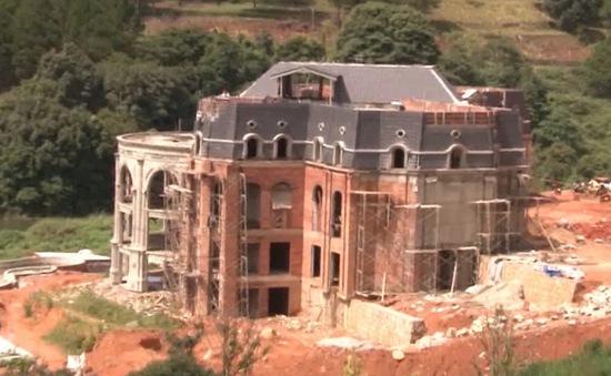 Nhiều dự án tại Khu du lịch Quốc gia Tuyền Lâm Đà Lạt bị chậm tiến độ