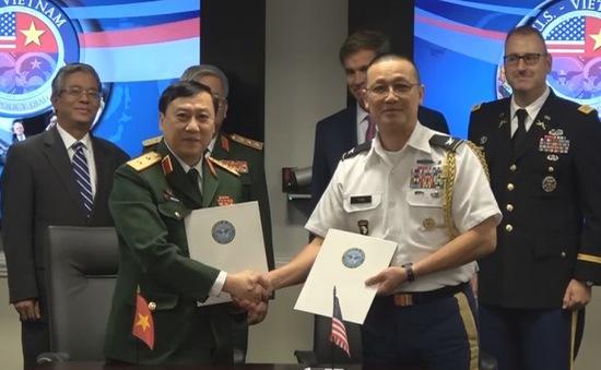 Đối thoại Quốc phòng Việt Nam - Hoa Kỳ