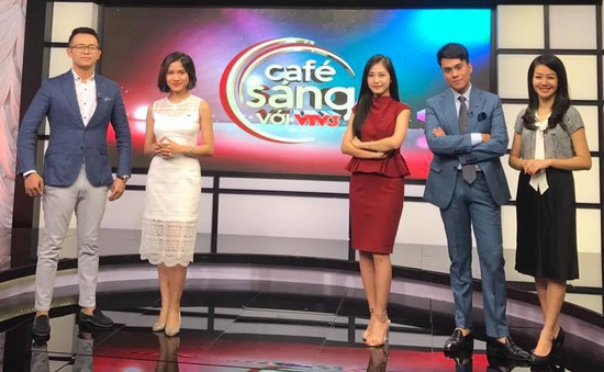 """""""Café sáng với VTV3"""" thông báo tuyển MC thế hệ mới"""