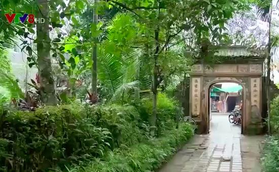 Nét đẹp nhà vườn xứ Huế