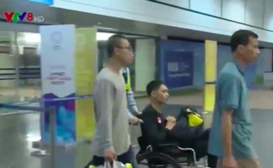 Thuyền viên bị bắt cóc tại Philippines đã về tới Việt Nam