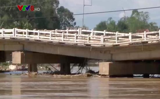 Quảng Nam cần sớm xây dựng lại cầu Hà Tân